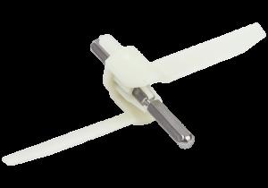 Axis, Blade Disc Carrier for Bosch Siemens MUM Food Processors - 10004361
