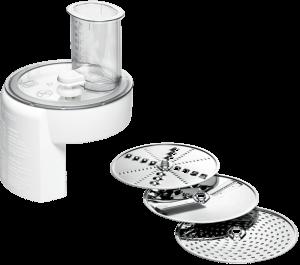 Slicer MUZ4DS4(00) for Bosch Siemens Food Processors - 17001357