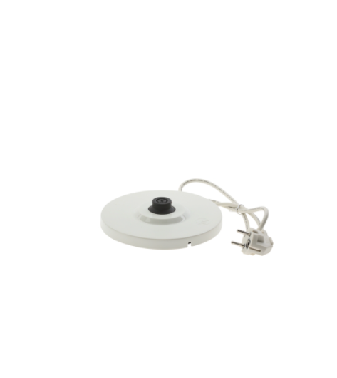 Base including Contact and Power Cord for Bosch Siemens Kettles - 00498359 Bosch / Siemens