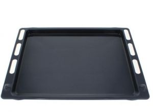 Baking Tray for Whirlpool Indesit Ovens - 481011091369