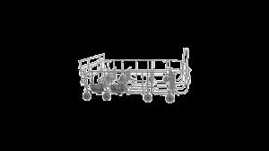 Basket for Bosch Siemens Dishwashers - 00773587