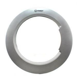 Door for Whirlpool Indesit Washing Machines - C00570757