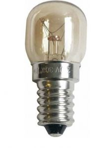 E14 Bulb for Electrolux AEG Zanussi Whirlpool Indesit and Others Ovens