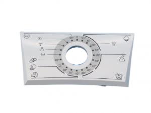 Front Panel with Programs for Gorenje Mora Washing Machines - Part. nr. Gorenje / Mora 106511