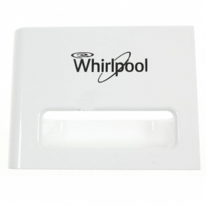 Hopper Front for Whirlpool Indesit Washing Machines - 481010763630