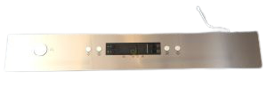 Panel for Whirlpool Indesit Microwave Ovens with Display - 481011128020