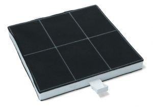 Carbon Filter, 220x220x25MM, for Bosch Siemens Cooker Hoods - 00357585