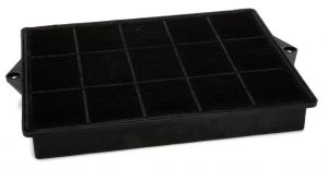 Carbon Filter, 290x230MM, h 39MM, for Whirlpool Indesit Cooker Hoods - 484000008693