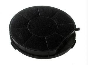 Carbon Filter, diameter 240MM, h 33MM, for Whirlpool Indesit Cooker Hoods - 484000008576