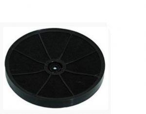Carbon Filter, Screw Type, diameter 230MM, h 30MM, for Whirlpool Indesit Cooker Hoods - 481281718521