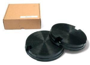 Carbon Filters, 2 pcs, diameter 190MM, h 35MM, for Gorenje Mora Cooker Hoods - 163687