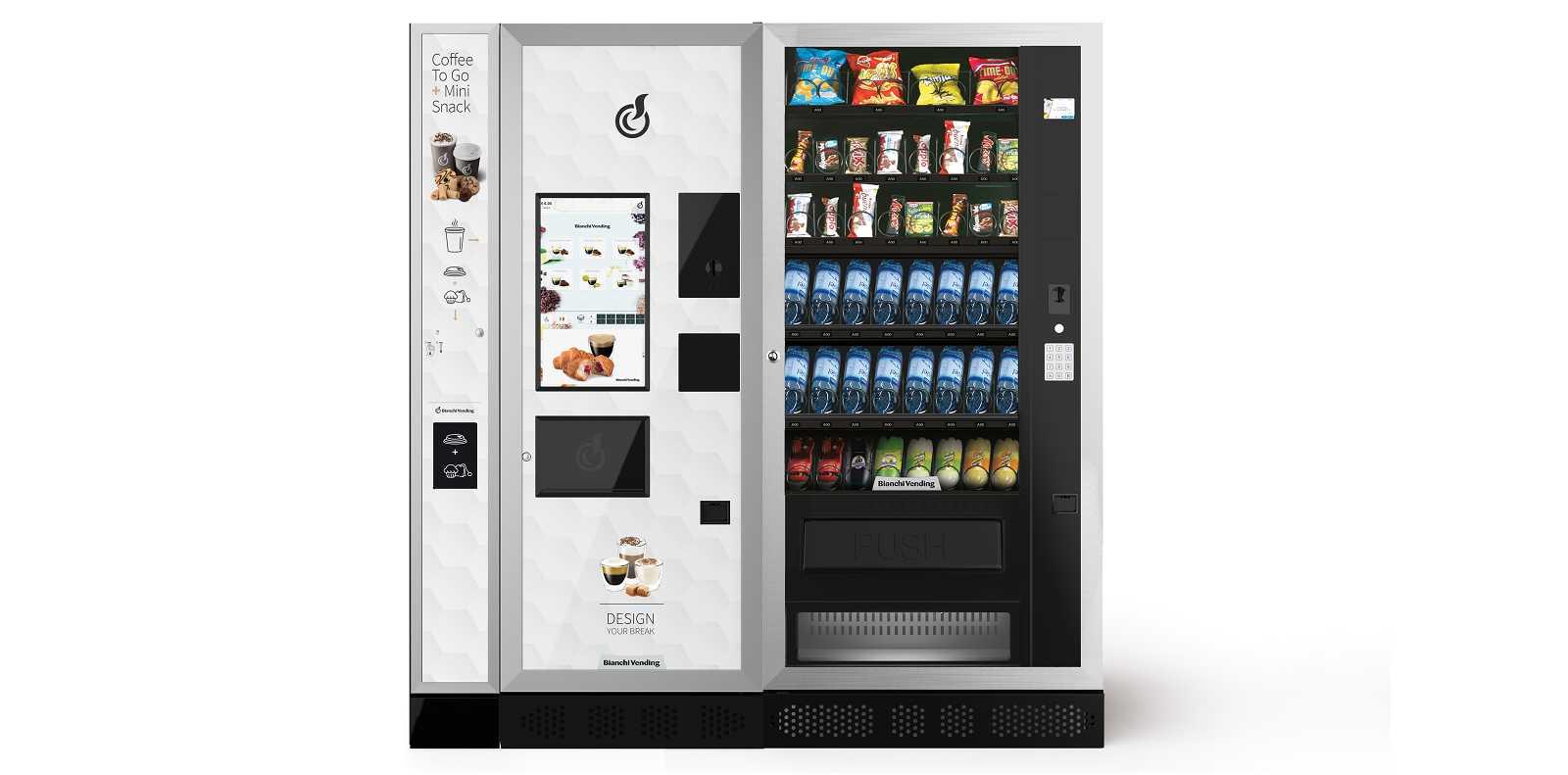 Prodejní automaty