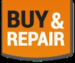 logo buyandrepair.com